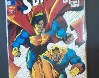 1994 The Adventures of Superman #511 The Guardians of Metropolis VF-NM Unread Vintage DC Comic Book Karl Kesel Issue