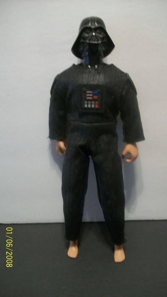 Star Wars 1995 Potf Vintage Style Luke Skywalker Tatooine V-5 ~ Long Lightsaber