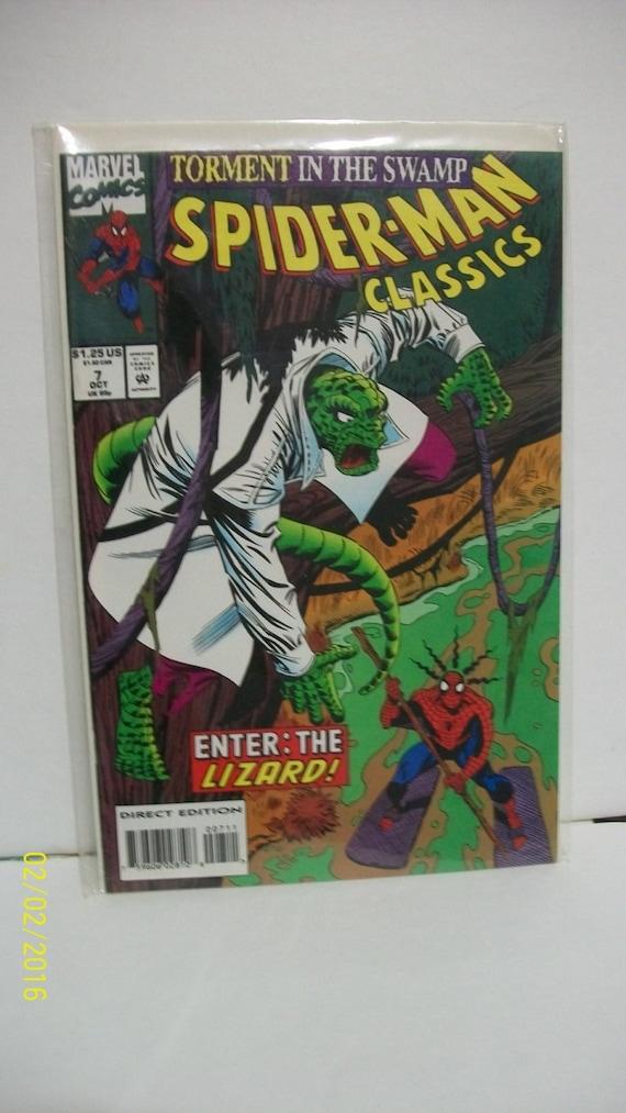 SPIDERMAN CLASSICS #7 OCT 1993 MARVEL COMICS