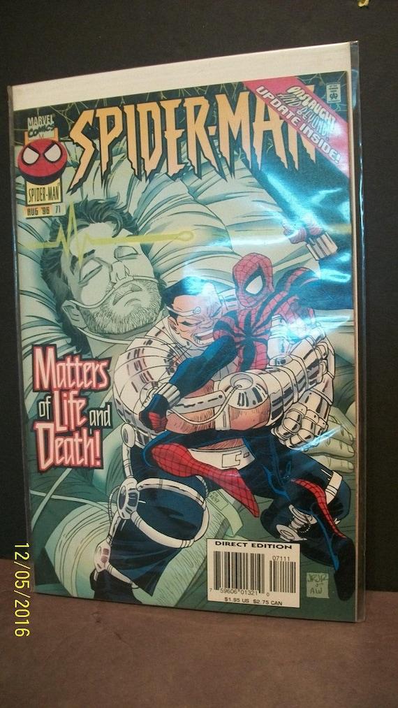 Marvel, 1990 Spectacular Spider-Man #160 VF//NM