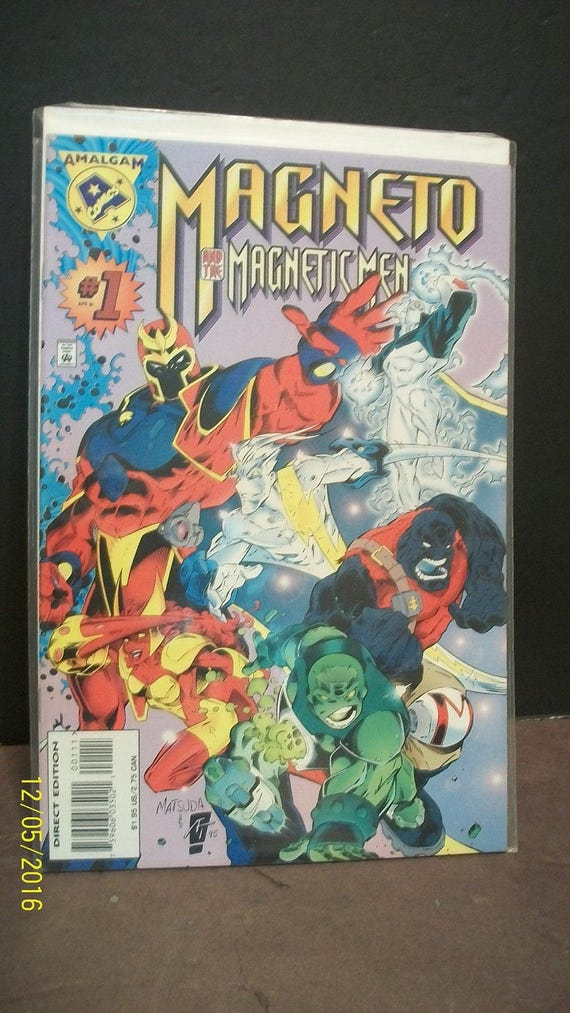 X-Men #53 Volume 2 June 96 First Onslaught VF