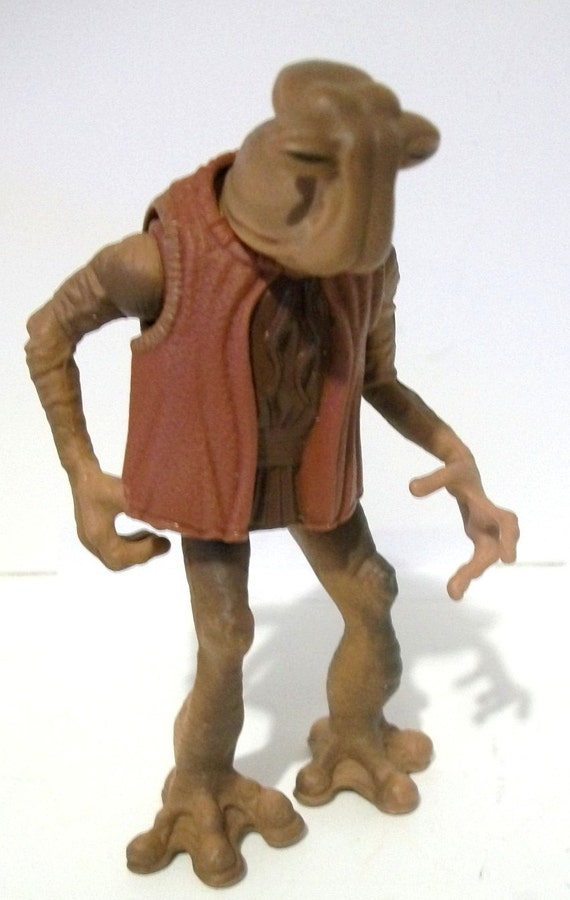 Star Wars POTF2 Momaw Nadon Hammerhead LOOSE COMPLETE MINT