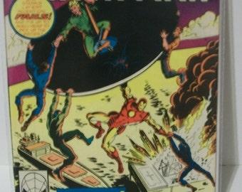 1980 Iron Man #137 August Inferno VG- Very Fine  Vintage Marvel Comic Book