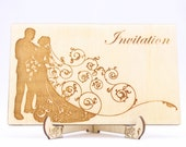Wedding Invitation Laser ...