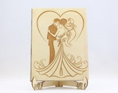 Wedding Couple Guest Book...