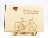Bycicle Wedding Guest Boo...