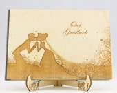 Fairy Tale Wedding Wooden...