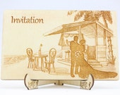 Hawaii Wedding Invitation...