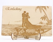 Hawaii Beach Wedding Invi...