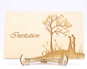 Wedding Tree Invitation, ...