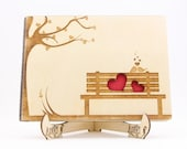 Guest Book Bench, Wedding...