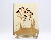 Wedding Tree Guest Book, ...