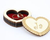 Wedding Rings Box, Ring B...