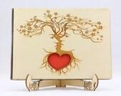 Red Heart Wedding Guest B...