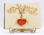Custom Wooden Wedding Pho...