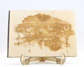 Wedding Wooden Guest Book...