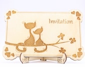 Handmade Wedding Invitati...