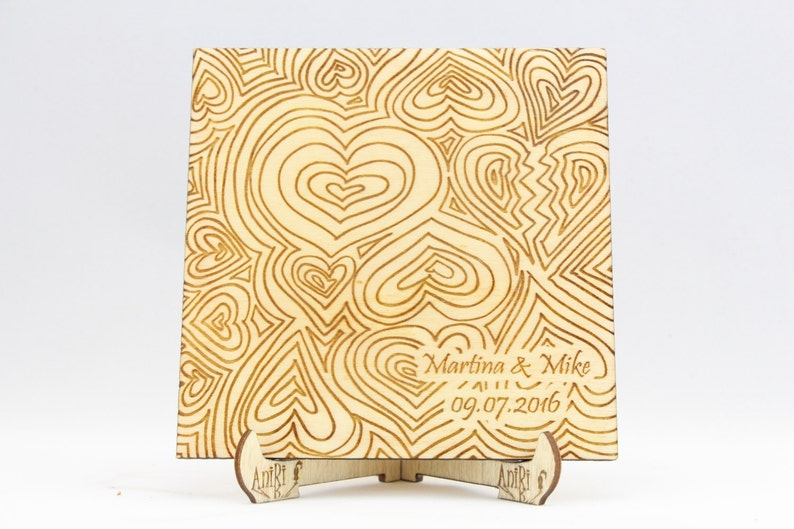 Wedding Couple Guestbook Unique Love Guestbook Lasercut Guestbook Arch Wedding Guest Book Beautiful Guestbook Wood Engraved Guest Book