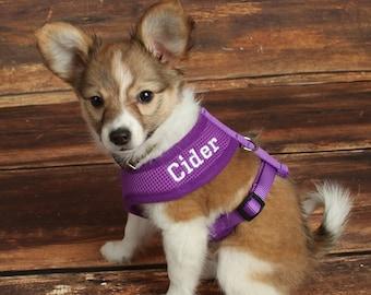 Custom dog harness | Etsy