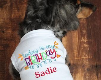 Dog Birthday Shirt
