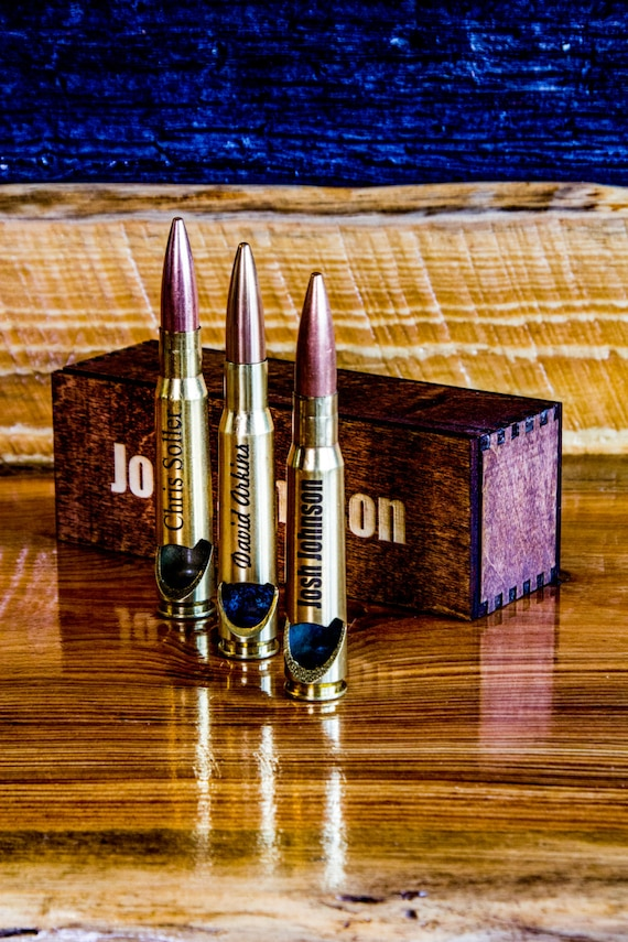 Bullet Bottle Opener 50 Cal Beer Birthday Gift