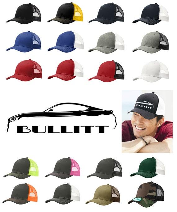 Toyota Supra Sports Car Classic Color Outline Design Hat Cap