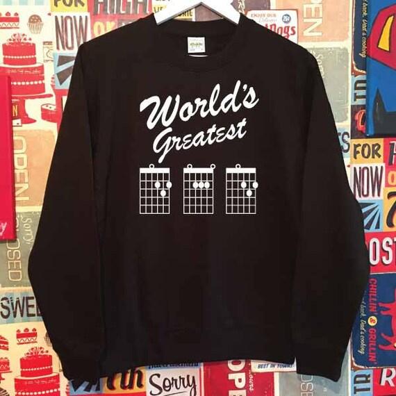 World's Greatest Dad Sweatshirt.