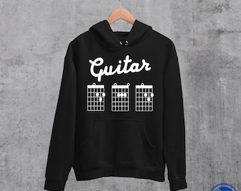 Guitar Dad Hoodie, Dad Guitarist Hoodie, Gifts For Dad Guitar Sweatshirt, Fathers Day Gift, Guitar Player Dad Gifts, Dad Guitar Sweater