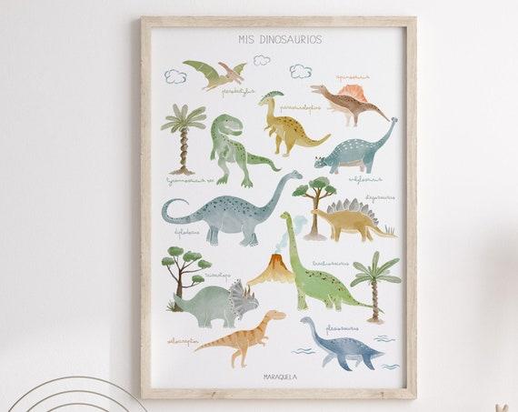 Mis dinosaurios - ESPAÑOL