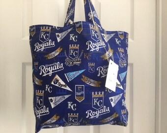 Kansas City Royals Reusable Grocery / Shopping Bag