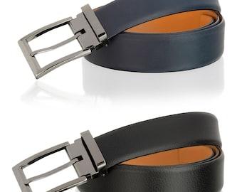 Feather leather belt | Etsy