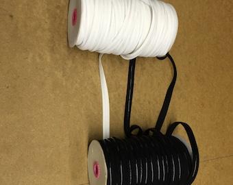Elastic-1/2 inch wide Gripper Elastic