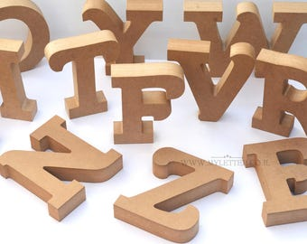 wooden letters for diy craft projects freestanding letter free standing wooden letters unpainted letters personalized letters