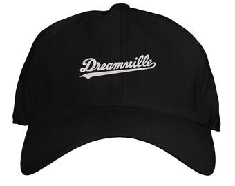0b57bae38fe80 Dreamville Dad Cap Hat