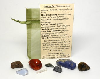 Stones For Finding a Job