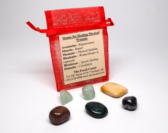 Stones to Heal Physical Wounds