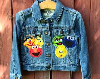 0a80c289f20a3 Gucci jean jacket   Etsy