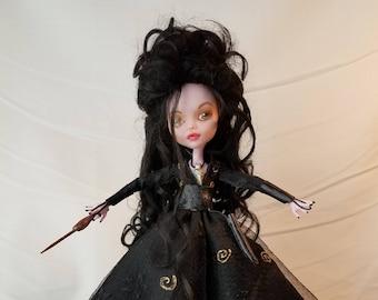 Bellatrix doll