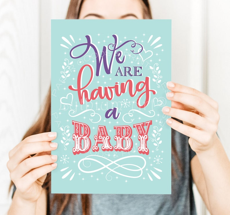 Announcement Baby Reveal Sign Pregnancy Reveal To Husband Printable Pregnancy Announcement To Husband You are Going to be a Daddy