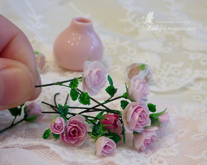 Miniature Doll flowers