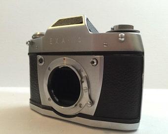 Film camera vintage retro EXA 11a ihagee lomo 35mm very good condition 1960s