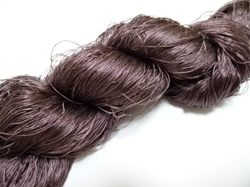 Japanese vintage silk thread embroidery 5156