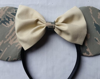 US Air Force Minnie mouse ears
