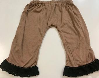 Soft rayon pants