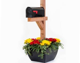 Mailbox Planter Etsy