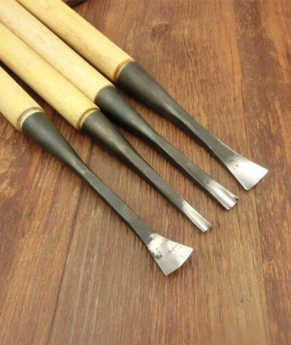 Set of spoon carving tools woodcarving etsy