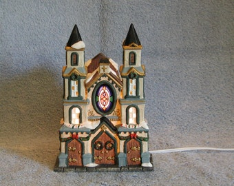 Nightlight - Cathedral Light - Religious Theme