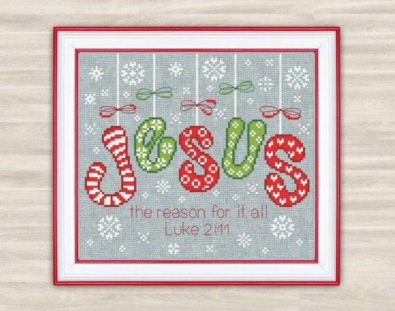 image 0 - Free Christmas Cross Stitch Patterns
