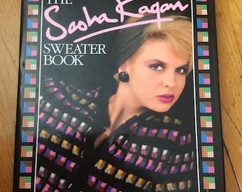 Vintage Knitting Book - The Sasha Kagan Sweater Book