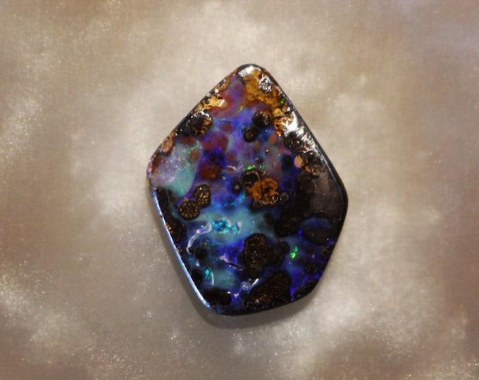 Solid Freeform Queensland Boulder Opal